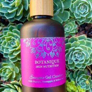 Botanique Skin Nutrition Enzyme Gel Cleanser